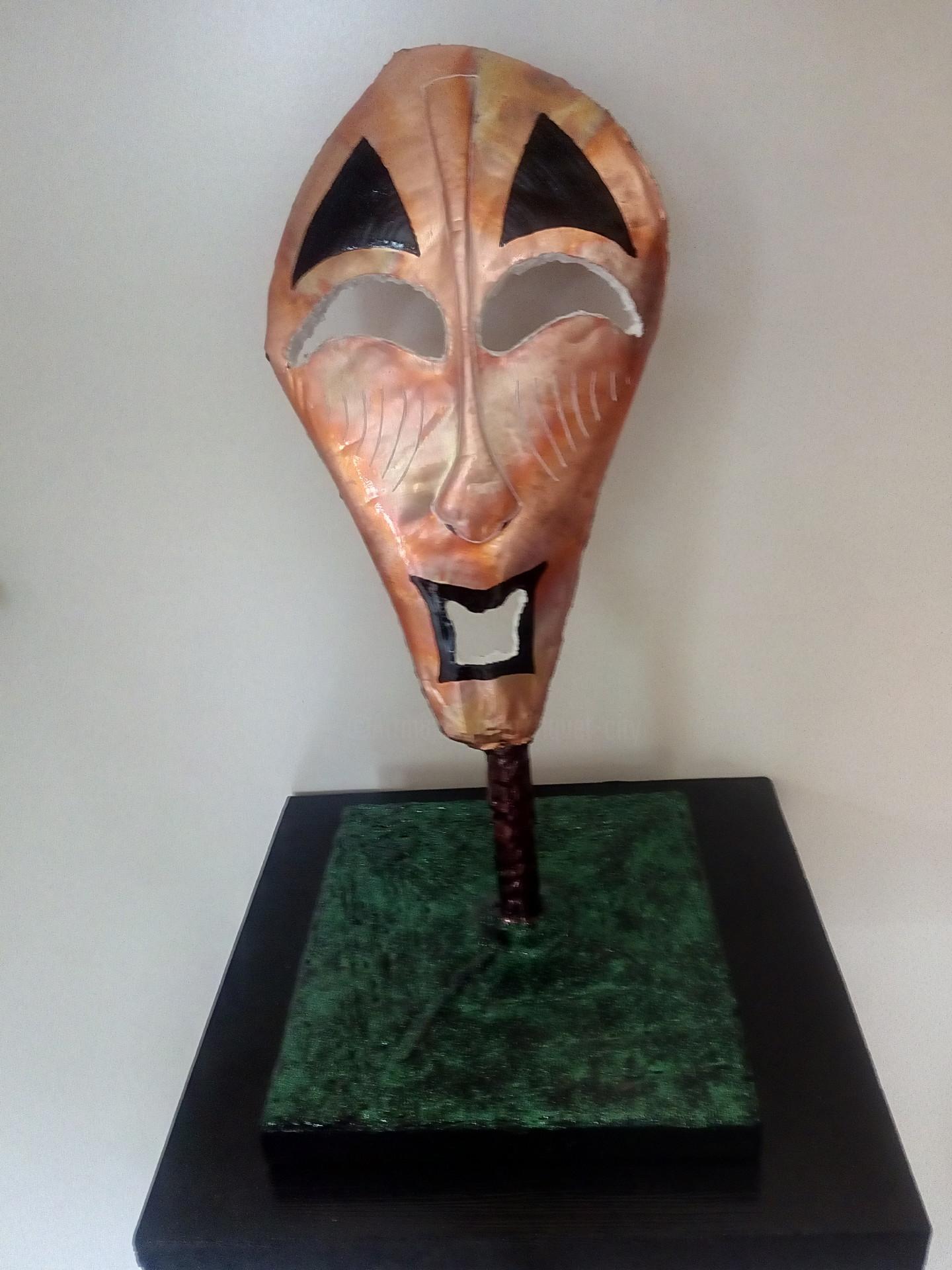 Riquet Faure - « Mask I »