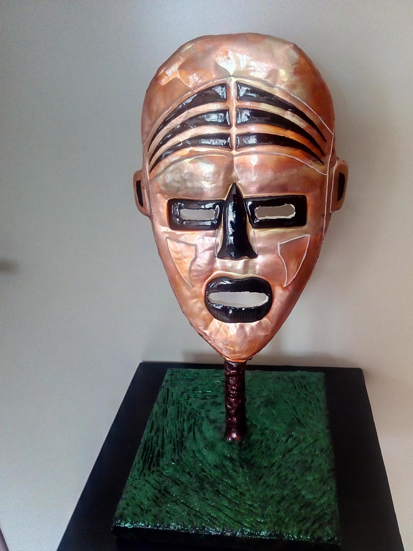 Riquet Faure - « Mask III »