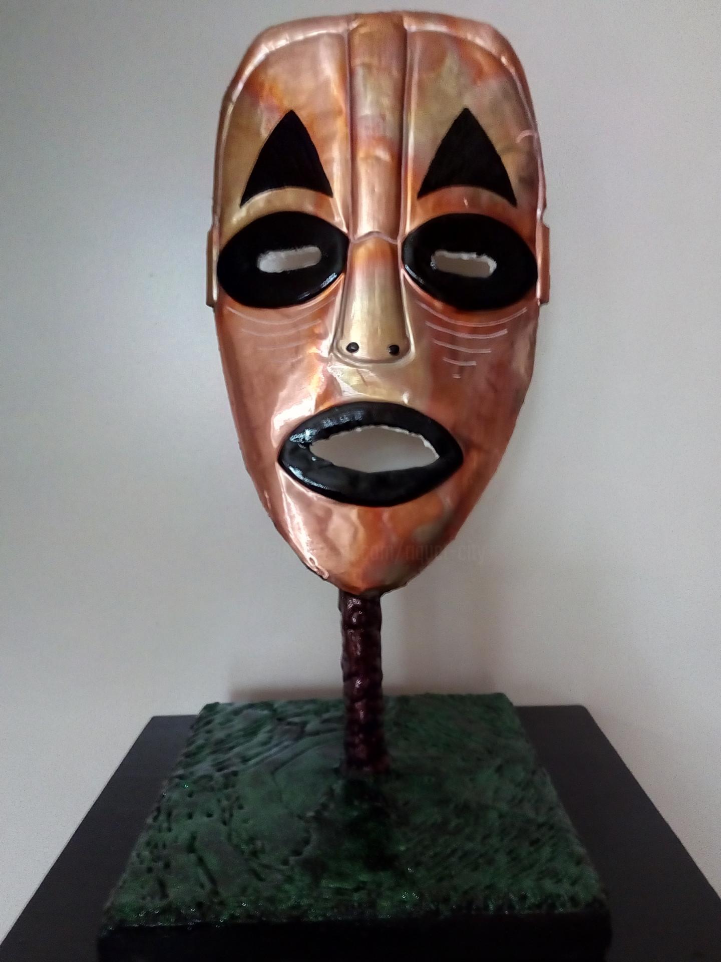 Riquet Faure - « Mask IV »