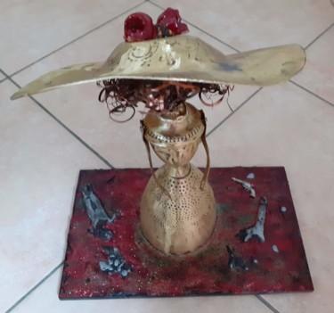""" La dame au chapeau """
